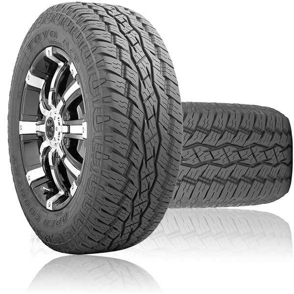 Toyo Open Country A/T (OPAT) plus 215/65 R16 98H