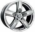 OZ Versilia R19x9J 5x112 ET45 DIA75 Matt Black + Diamond Cut - crystal titanium