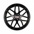 RepliKey BMW Х6/X5 (задняя ось) 86858180789 R21x11J 5x120 ET35 DIA74.1 Matt Black/ML - matt black/ml