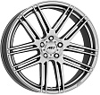 AEZ Cliff R18x8J 5x112 ET35 DIA70.1 dark - original