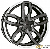 ATS Temperament R20x9.5J 5x120 ET17 DIA72.6 Blizzard Grey