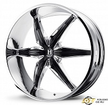 Helo HE866 R20x8.5J 5x130 ET35 DIA84.1 Black/Chrome