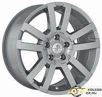 Fondmetal 7700-1 R18x8.5J 5x108 ET45 DIA63.4 Black polished
