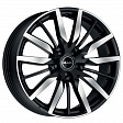 MAK Barbury R20x9.5J 5x120 ET53 DIA72.6 Silver - ice black