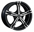 OZ Power R17x7J 4x108 ET25 DIA75 Matt Black + Diamond Cut - diamantata