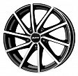 Alutec Singa R17x7J 5x112 ET40 DIA57.1 Diamant black front polished - diamant black front polished