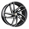 Eta Beta Heron R19x8.5J 5x114.3 ET33 DIA78.1 Anthracite Matt Polish - black matt polish