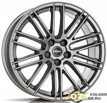 Rial KiboX R21x9.5J 5x108 ET35 DIA63.3 Metal Grey