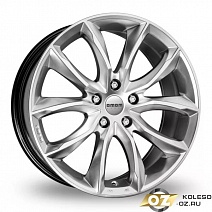 MOMO SCREAMJET R18x8J 5x120 ET30 DIA72.6 Hypersilver