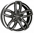 ATS Temperament R20x9.5J 5x120 ET17 DIA72.6 Blizzard Grey - blizzard grey lip polished