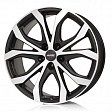 Alutec W10 R20x9J 5x130 ET52 DIA71.5 Racing black front polished - racing black front polished
