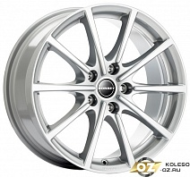 Borbet BL5 R16x7J 5x108 ET48 DIA72.5 Black polished