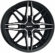 Alutec Burnside R15x6J 5x112 ET45 DIA57.06 Diamant black front polished - diamant schwarz polished