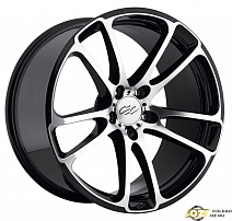 CEC C 882 R20x8.5J 5x120 ET32 DIA75 Anthracite/Machined