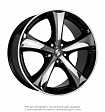 Eta Beta Tettsut X R18x8J 5x112 ET25 DIA66.55 Black Shiny Polish - black shiny polish