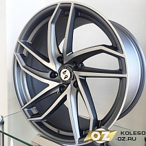 Eta Beta Heron R19x8.5J 5x114.3 ET33 DIA78.1 Anthracite Matt Polish