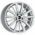 MAK Barbury R20x9.5J 5x112 ET33 DIA66.5 Ice Black - silver