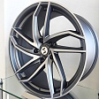 Eta Beta Heron R19x8.5J 5x114.3 ET33 DIA78.1 Anthracite Matt Polish - anthracite matt polish