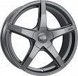 OZ Vittoria R17x8J 5x108 ET45 DIA75 Matt Dark Graphite - matt dark graphite
