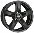 OZ Versilia R19x9J 5x112 ET45 DIA75 Matt Black + Diamond Cut - matt black