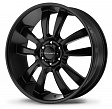 KMC KM673 R18x8J 5x150 ET35 DIA110 Chrome - black