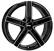 ATS Emotion R18x8J 5x112 ET39 DIA66.6 Diamant black front polished - diamant black front polished
