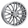OZ Italia 150 R19x8J 5x114.3 ET45 DIA75 Matt Dark Graphite Diamond Cut - matt race silver d.c.