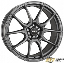 ATS Racelight R18x8.5J 5x114.3 ET38 DIA75.1 Racing Grey