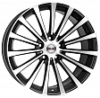 Borbet BLX R18x8.5J 5x112 ET45 DIA72.6 Black Polished Glossy - black polished matt