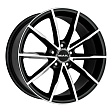 MAK Ringe R17x7.5J 5x112 ET37 DIA66.5 Gun Metallic Mirror Face - ice black