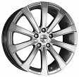 MOMO EUROPE R16x7J 5x108 ET50 DIA63.3 Matt Carbon-Polished - silver