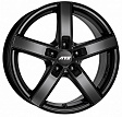 ATS Emotion R18x8J 5x112 ET39 DIA66.6 Diamant black front polished - racing black