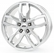 ATS Temperament R20x9.5J 5x120 ET17 DIA72.6 Blizzard Grey - royal silber