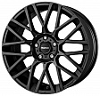 MOMO REVENGE R17x7J 4x100 ET42 DIA67.1 Matt Black-Polished - matt black