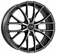 OZ Italia 150 R19x8J 5x114.3 ET45 DIA75 Matt Dark Graphite Diamond Cut - matt dark graphite